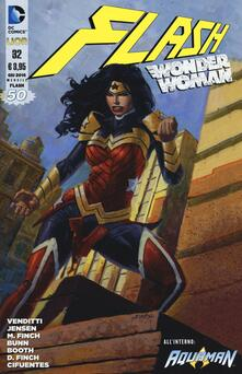 Capturtokyoedition.it Flash. Wonder Woman. Vol. 32 Image