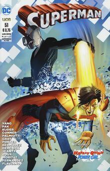 Partyperilperu.it Superman. Nuova serie 51. Vol. 110 Image