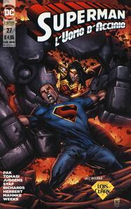 Superman l'uomo d'acciaio. Vol. 27