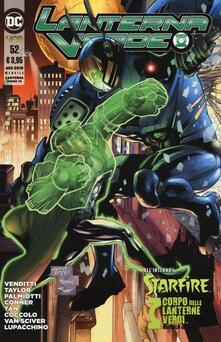 Premioquesti.it Lanterna Verde. Vol. 52 Image