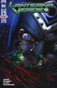 Lpgcsostenible.es Lanterna Verde. Vol. 9 Image
