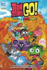 Libro Party, party! Teen Titans go!. Vol. 1 Sholly Fisch Amy Wolfram Merrill Hagan