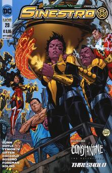 Camfeed.it Lanterna verde presenta: Sinestro. Vol. 23 Image