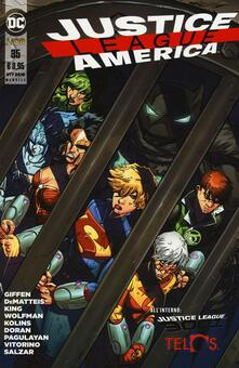 Capturtokyoedition.it Justice League America. Vol. 35 Image