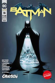 Winniearcher.com Batman. Nuova serie. Vol. 112 Image