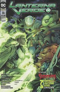 Lanterna verde. Nuova serie 55. Vol. 77
