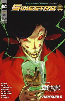 Lanterna verde presenta: Sinestro. Vol. 24.pdf