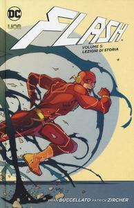 Lezioni di storia. Flash. Vol. 5
