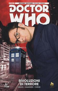 Charun.it Doctor Who. Decimo dottore. Vol. 1: Rivoluzioni di terrore. Image