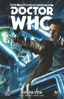 Camfeed.it Doctor Who. Undicesimo dottore. Vol. 1 Image