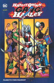 Antondemarirreguera.es Harley Quinn e la gang delle Harley Image