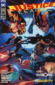 Antondemarirreguera.es Justice League. Vol. 56 Image