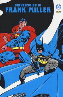 Ristorantezintonio.it Universo DC di Frank Miller Image