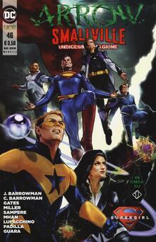 Warholgenova.it Arrow. Smallville. Vol. 46 Image