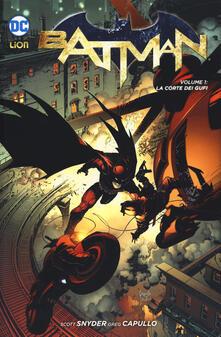 Tegliowinterrun.it La corte dei gufi. Batman. Vol. 1 Image
