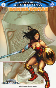 Rinascita. Wonder Woman. Vol. 3