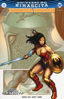 Antondemarirreguera.es Rinascita. Wonder Woman. Vol. 3 Image