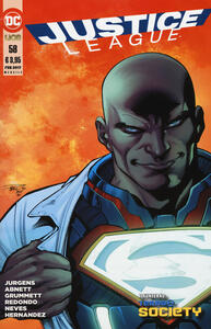 Justice league. Vol. 58
