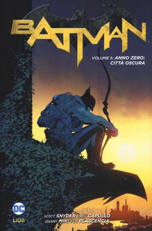 Lpgcsostenible.es Batman. Vol. 5: Anno zero: città oscura. Image