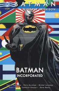 Batman Incorporated. Vol. 9