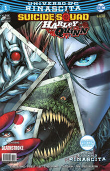 Voluntariadobaleares2014.es Rinascita. Suicide Squad. Harley Quinn. Vol. 1 Image
