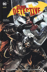 Batman detective comics. Vol. 5: Gothopia.