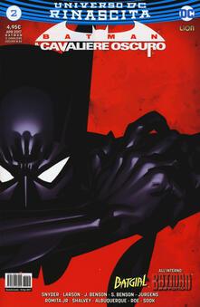 Rinascita. Batman. Il cavaliere oscuro. Vol. 2.pdf