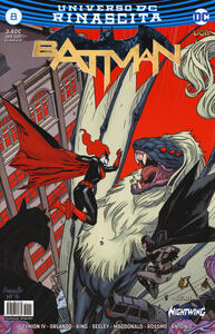 Rinascita. Batman. Vol. 8