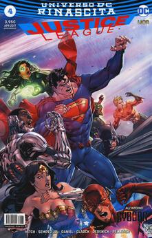 Rinascita. Justice League. Vol. 4.pdf