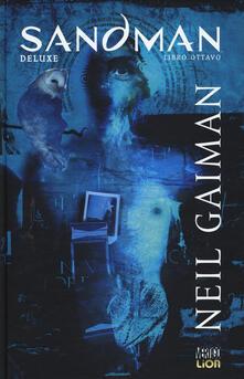 Vitalitart.it Sandman deluxe. Vol. 8: La locanda alla fine dei mondi Image