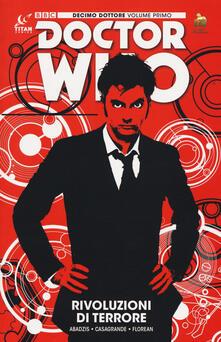 Daddyswing.es Doctor Who. Decimo dottore. Vol. 1: Rivoluzioni di terrore. Image
