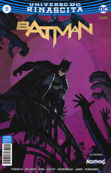 Tegliowinterrun.it Rinascita. Batman. Vol. 9 Image