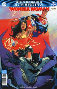 Rinascita. Wonder Woman. Vol. 10