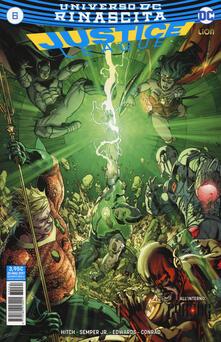 Radiospeed.it Rinascita. Justice League. Vol. 6 Image