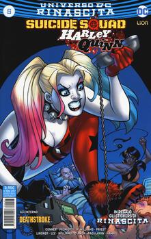 Rinascita. Suicide Squad. Harley Quinn. Con Adesivi. Vol. 5.pdf