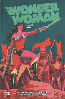 Winniearcher.com Wonder Woman. Vol. 6: Ossa. Image