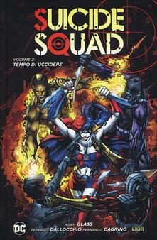 Promoartpalermo.it Tempo di uccidere. Suicide Squad. Vol. 2 Image