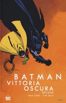 Promoartpalermo.it Vittoria oscura. Batman Image