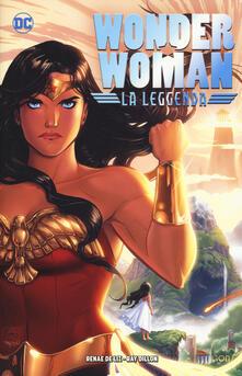 Radiosenisenews.it Wonder Woman. La leggenda. Vol. 1 Image