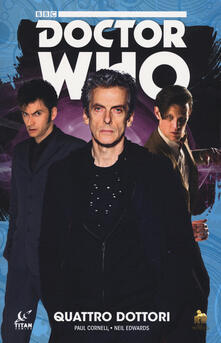 Listadelpopolo.it Quattro dottori. Doctor Who Image