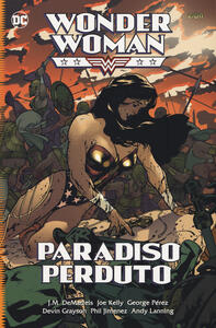 Paradiso perduto. Wonder Woman
