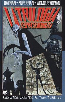 Camfeed.it Sup-Bat-WW. La trilogia espressionista Image