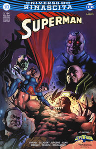 Rinascita. Superman. Vol. 10