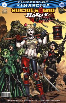 Vitalitart.it Rinascita. Suicide Squad. Harley Quinn. Vol. 4 Image