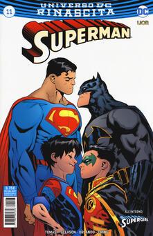 Secchiarapita.it Rinascita. Superman. Vol. 11 Image
