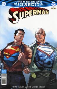 Rinascita. Superman. Vol. 12