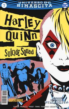 Antondemarirreguera.es Rinascita. Suicide Squad. Harley Quinn. Vol. 7 Image