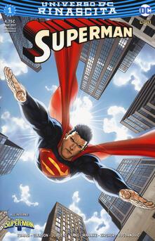 Aboutschuster.de Rinascita. Superman. Vol. 1 Image