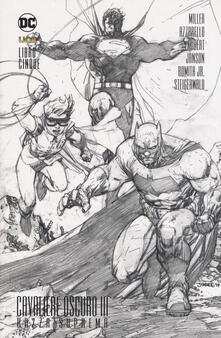 Winniearcher.com Razza suprema. Batman il cavaliere oscuro III. Vol. 5 Image