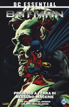 Birrafraitrulli.it Preludio a terra di nessuno. Batman. Vol. 3 Image